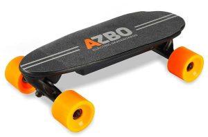 Azbo Portable Mini-Electric Skateboard