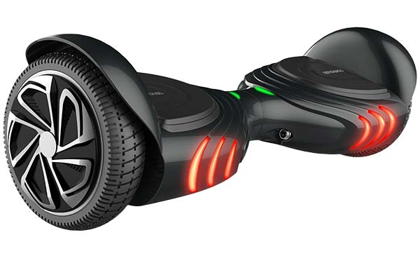 "Tomoloo Two-Wheel Self Balancing 6.5"" Hoverboard"