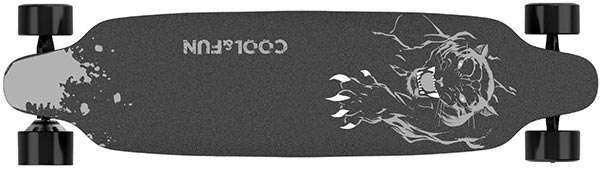 URBANPRO Electric Skateboard with Remote Control